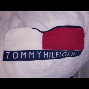 Tommy Hilfiger bandeau